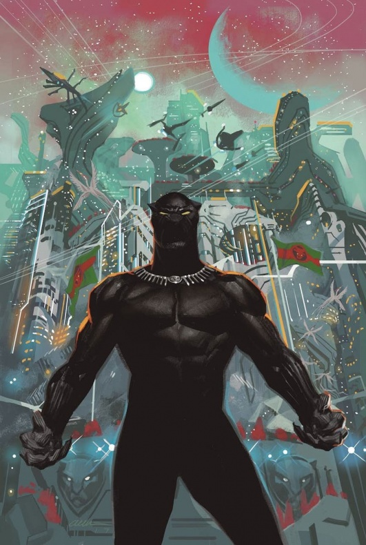 Black Panther Fresh Start