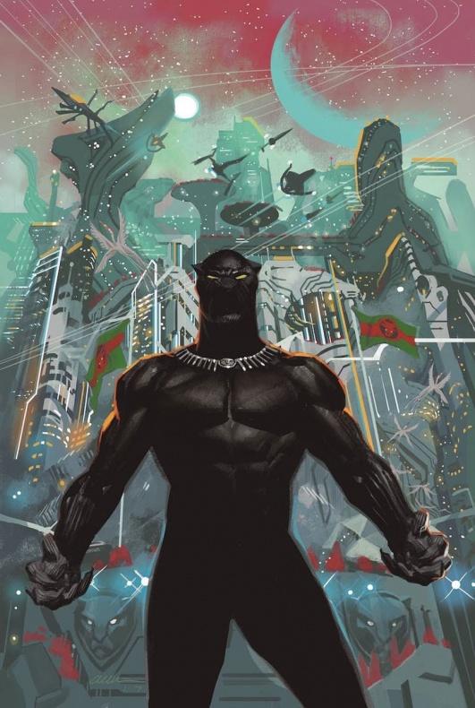 Black Panther Fresh Start