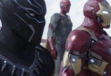 civil war iron man black panther vision