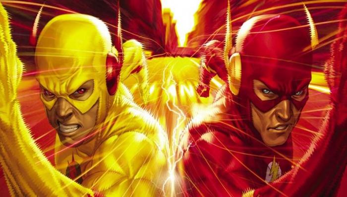 flash y reverso