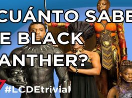 Black panther trivial