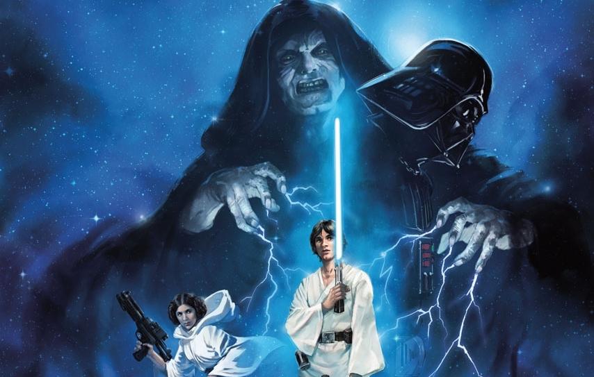 star wars antología destacada