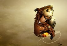 the rocketeer 12