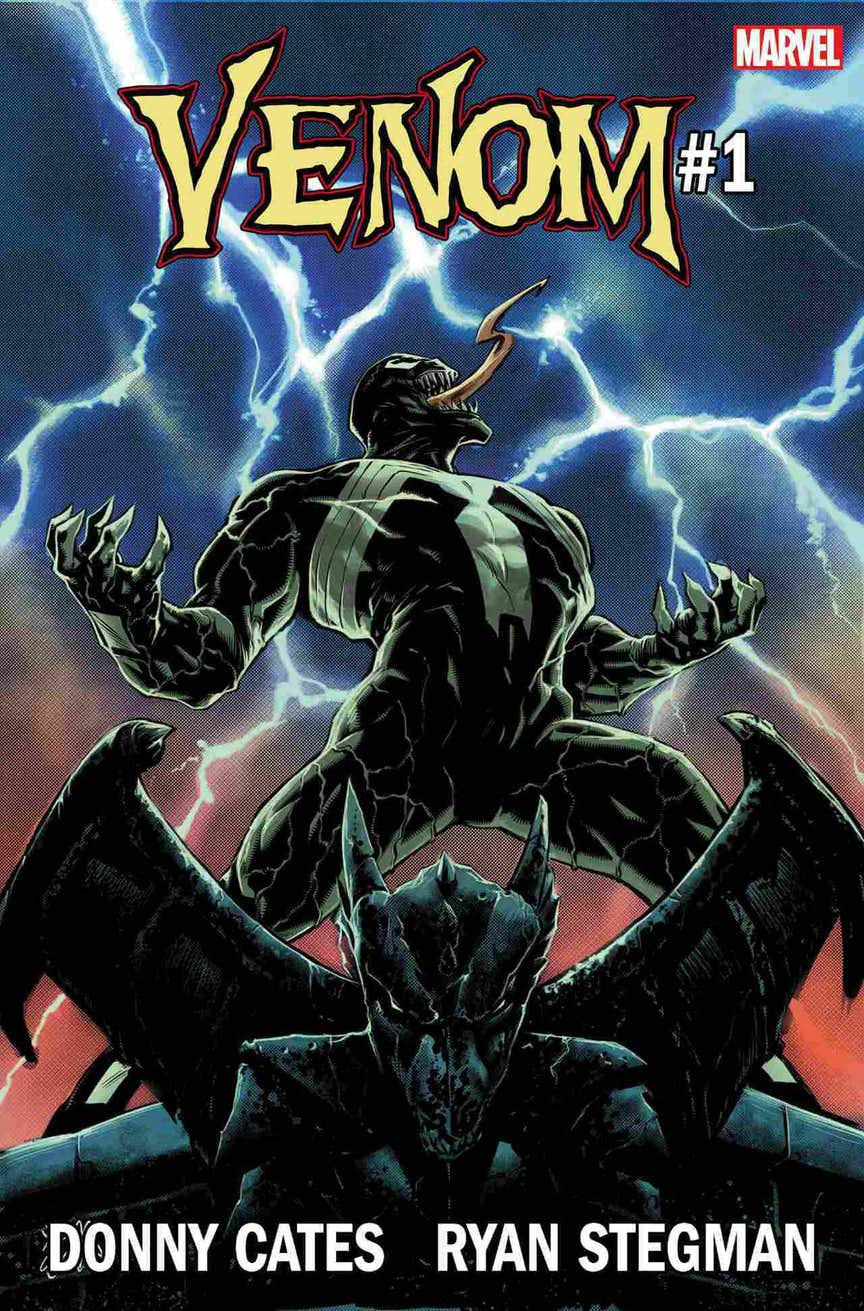 Venom 1 Fresh Start