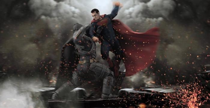 Batman v Superman Metallo (2)