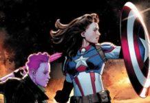 Capitán América Peggy Carter Exiles