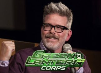 Christopher McQuarrie - Green Lantern Corps