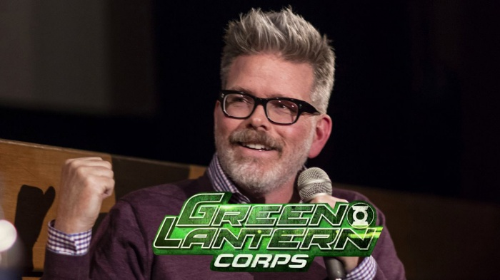 Christopher McQuarrie - Green Lantern Corps