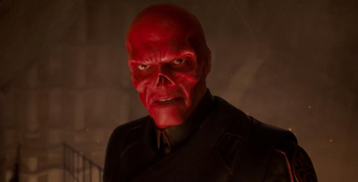 Cráneo Rojo UCM Infinity War
