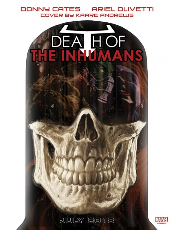 DEATH of inhumans