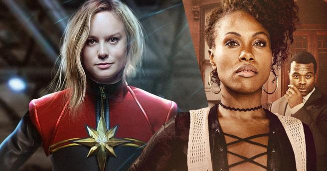 DeWanda Wise - Captain Marvel
