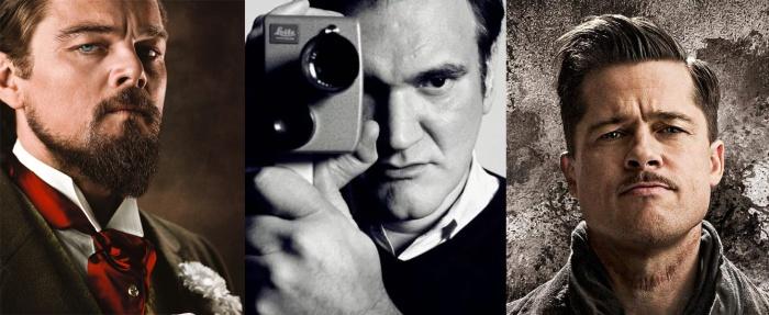 DiCaprio Tarantino Pitt