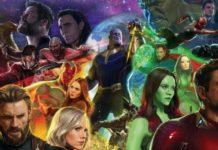 Disney Marvel Infinity War