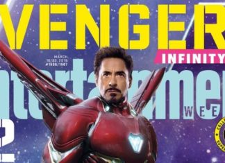 Entertainment Weekly Infinity War 15 portadas (1)