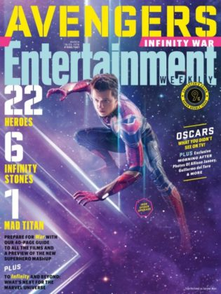 Entertainment Weekly Infinity War 15 portadas (10)