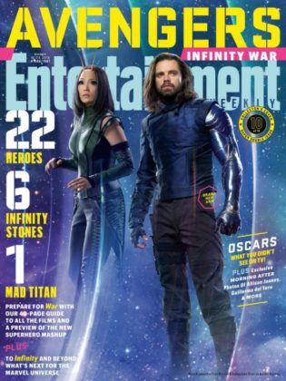 Entertainment Weekly Infinity War 15 portadas (11)