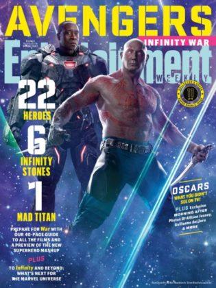 Entertainment Weekly Infinity War 15 portadas (12)