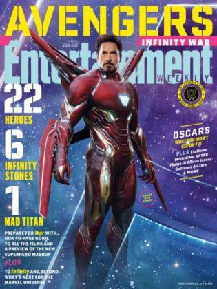Entertainment Weekly Infinity War 15 portadas (13)