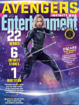 Entertainment Weekly Infinity War 15 portadas (14)