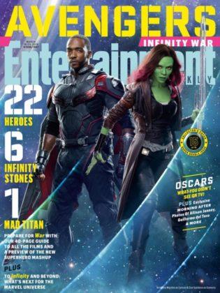 Entertainment Weekly Infinity War 15 portadas (16)