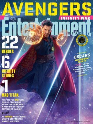Entertainment Weekly Infinity War 15 portadas (4)