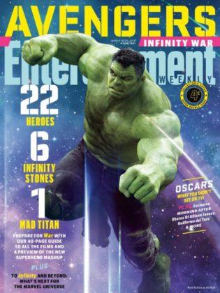 Entertainment Weekly Infinity War 15 portadas (5)