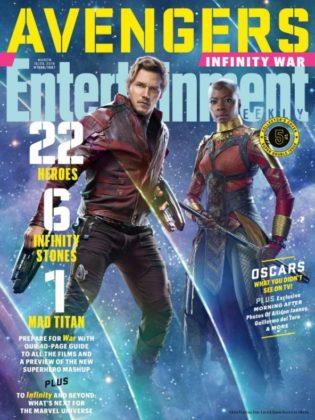Entertainment Weekly Infinity War 15 portadas (6)