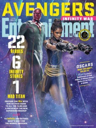 Entertainment Weekly Infinity War 15 portadas (7)