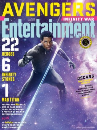 Entertainment Weekly Infinity War 15 portadas (8)