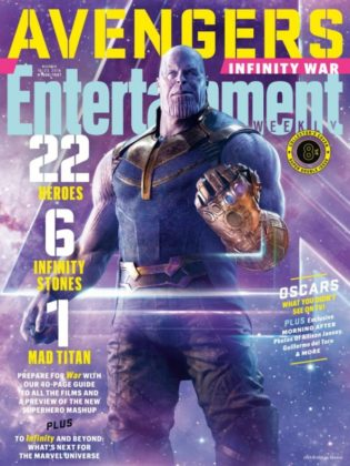 Entertainment Weekly Infinity War 15 portadas (9)