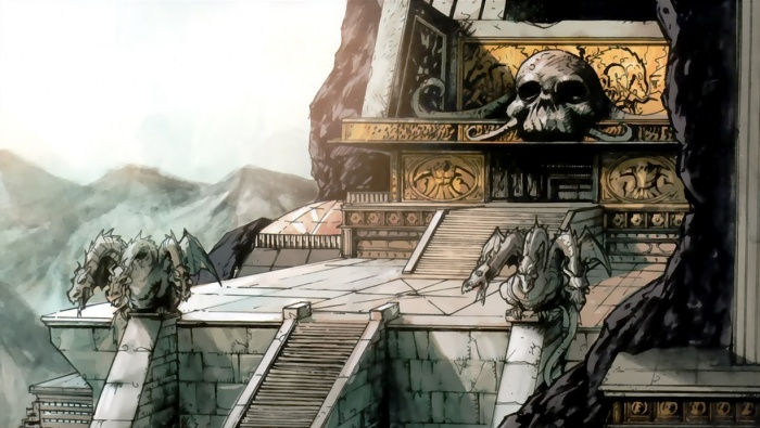 Gehenna Hydra Base