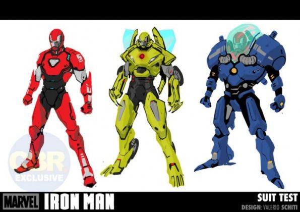 IronMan Fresh 3