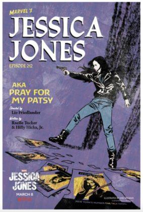 Jessica Jones Carteles Pulp (12)