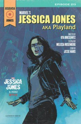Jessica Jones Carteles Pulp (13)