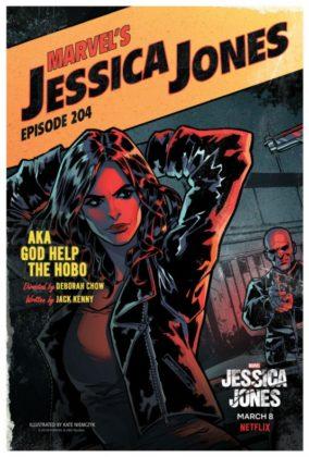 Jessica Jones Carteles Pulp (4)