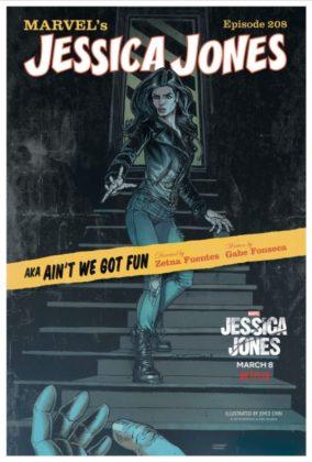 Jessica Jones Carteles Pulp (8)
