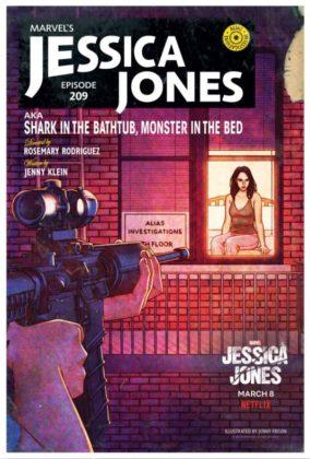 Jessica Jones Carteles Pulp (9)