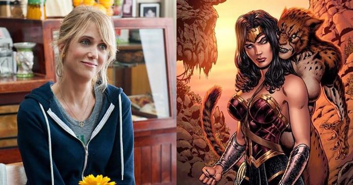 Kristen Wiig en conversaciones para interpretar a Cheetah en Wonder Woman 2 (1)