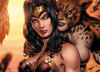 Kristen Wiig en conversaciones para interpretar a Cheetah en Wonder Woman 2 (2)