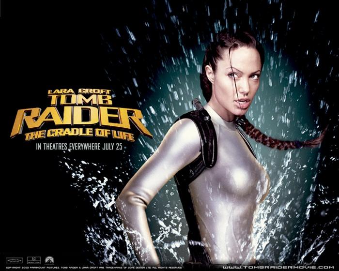 Lara Croft Angelina Jolie 2