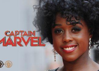 Lashana Lynch - Captain Marvel