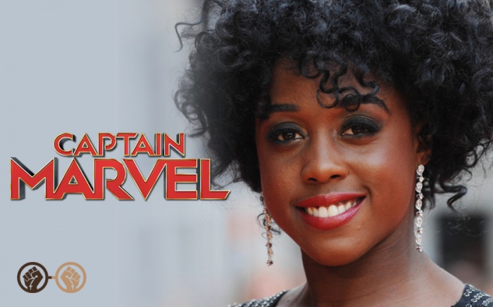 Lashana Lynch - Captain Marvel