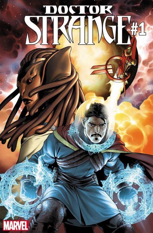 Marvel Fresh Start Doctor Strange
