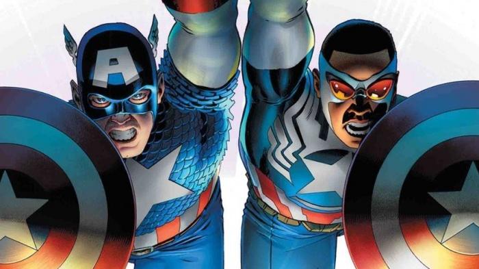 Marvel Generaciones Capitán América