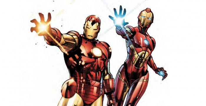 Marvel Generaciones Iron Man