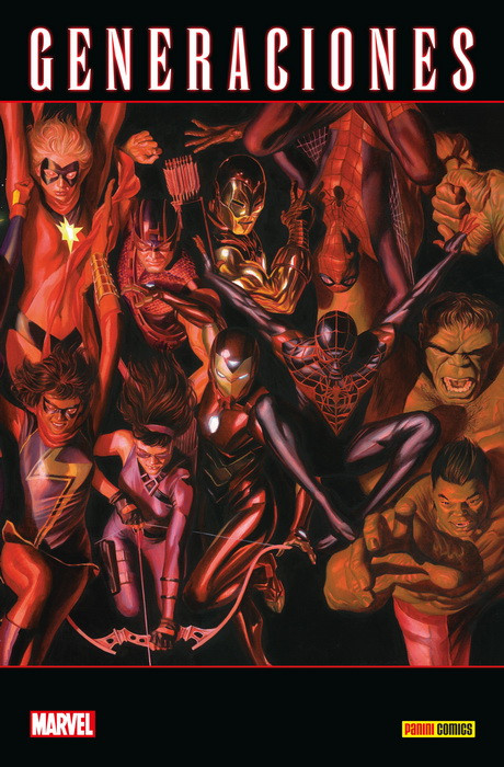Marvel Generaciones