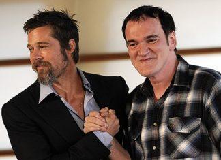 Pitt y Tarantino