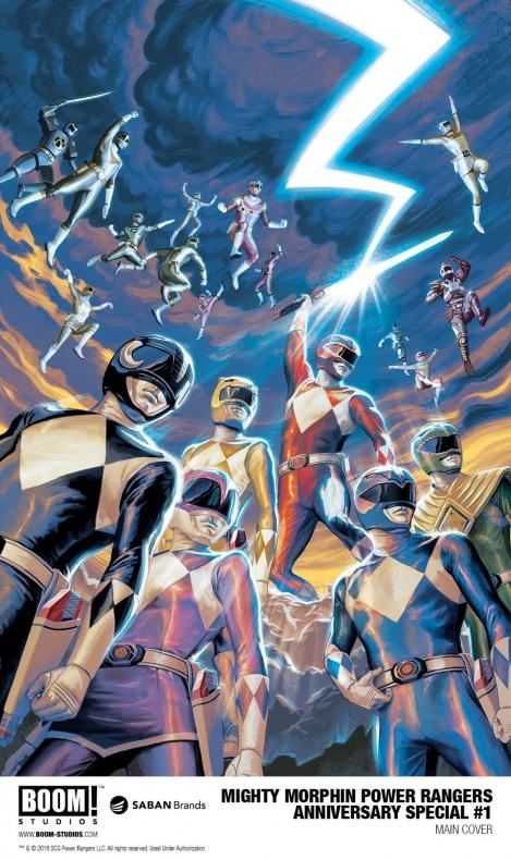 Power Rangers (1)