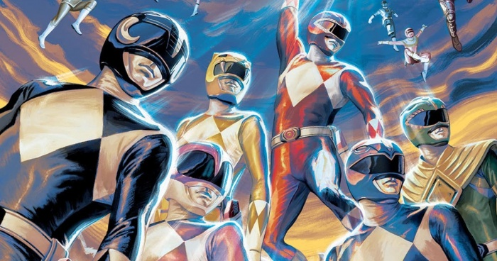 Power Rangers (3)