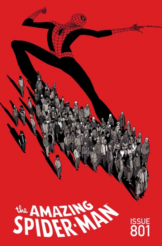 Spider-Man Marcos Martín